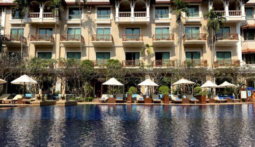 【カンボジア】ソカアンコールリゾートに宿泊!